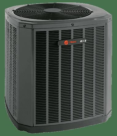 Trane 5 Ton 14 Seer Xr14 56000 Btu Ac Condenser 4ttr4060l1000a Green Leaf Air