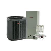 Trane 17 SEER Heat Pump System