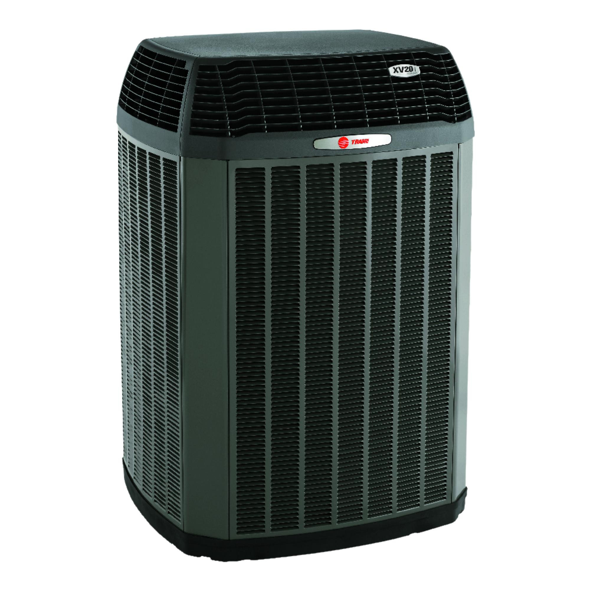 Trane XV20i Heat Pump With WeatherGuard™ III