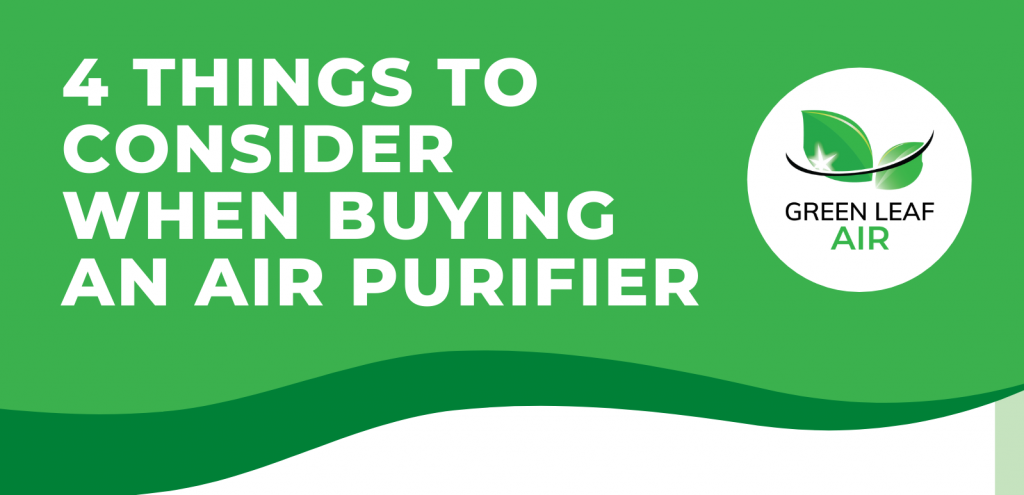 4 Things to Consider When Buying an Air Purifier