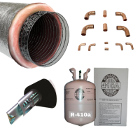 HVAC Accessories - Purifier, Duct, Refrigerant, Copper, Add-ons